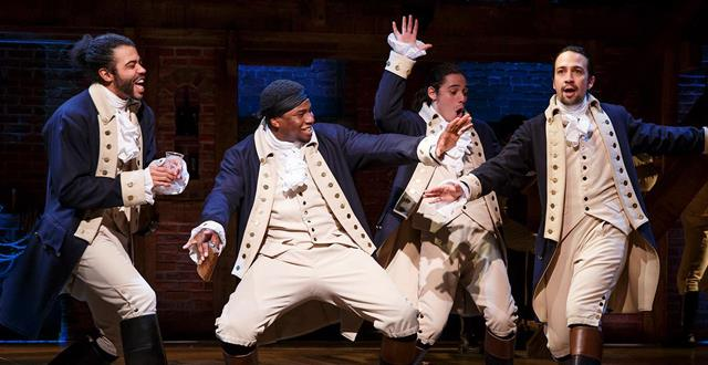 Just Announced: $10 Hamilton Lottery Tickets