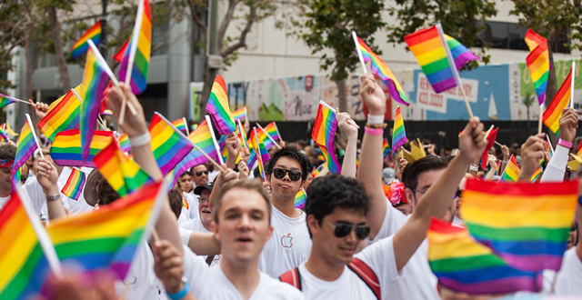 Vote for the SF Pride 2017 Community Grand Marshals