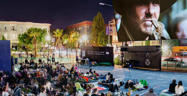 Proxy Outdoor Movie Theatre Announces Free Spring Film Series