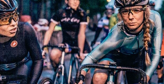 2017 Mission Crit Bike Race Draws Professional Cyclists Worldwide