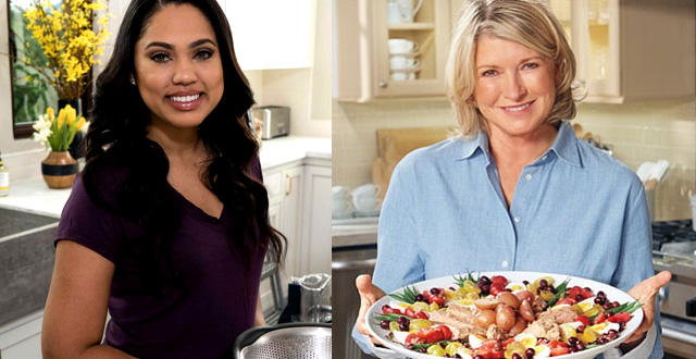 Napa's BottleRock Festival Reveals Culinary Headliners Plus Celebrity Guests (Martha Stewart, Ayesha Curry & More)