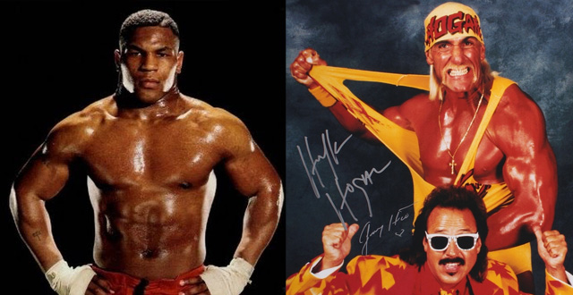 Meet Mike Tyson, Hulk Hogan, Joe Montana, Dennis Rodman This Weekend in San Francisco