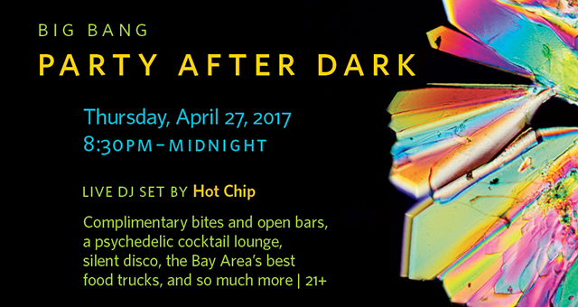 Free Admission for Two to Party After Dark