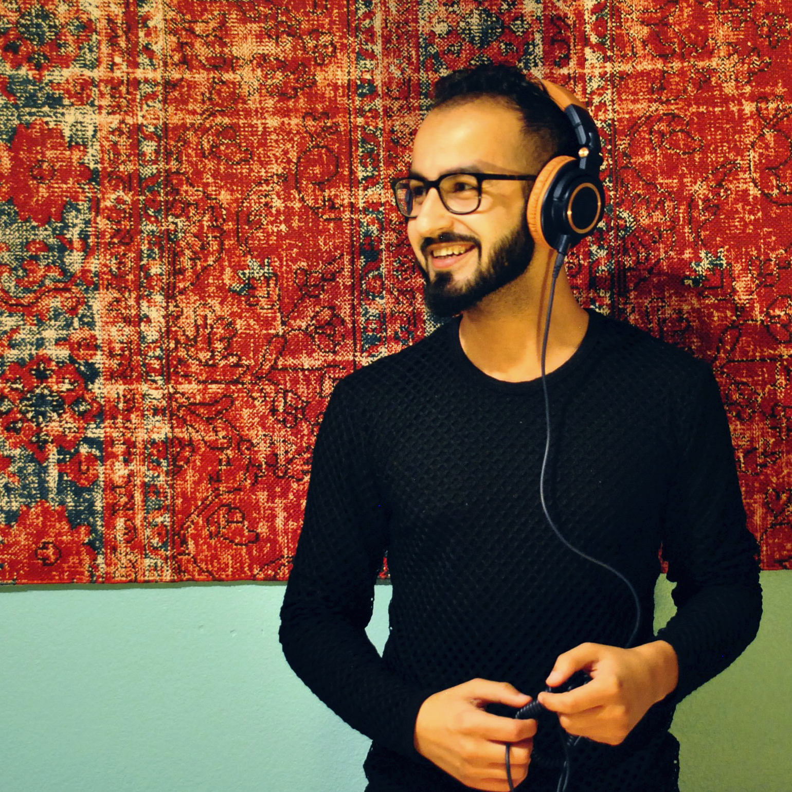 DJ Ahmed was born in Iraq and survived the Gulf War of 1990, the Iraqi uprising in 1991, and lived through the US imposed sanctions until 1993. DJ Ahmed has been a DJ for 12 years playing international music from Iraq and all Arab countries as well as India, Pakistan, Afghanistan, Iran, and more.
