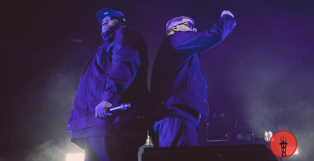 Run The Jewels at Bill Graham Civic on July 22nd