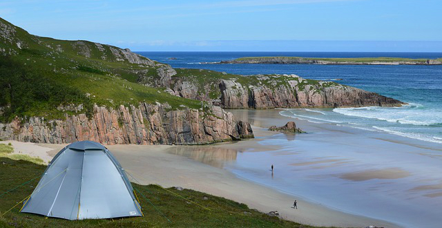 Life's a Beach: 10 Easy Yet Amazing Camping Getaways by the Water