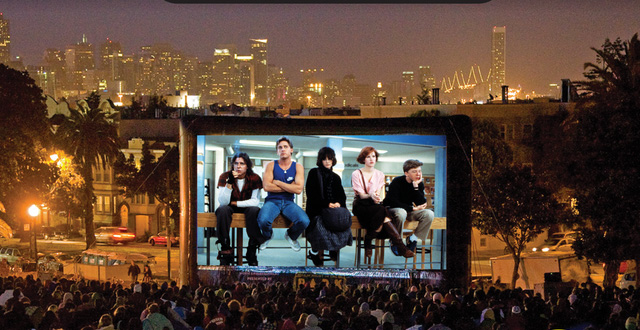 Free Outdoor Film Nights in San Francisco Parks: La La Land, The Breakfast Club, Footloose and More