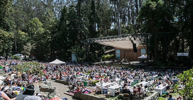 Stern Grove Festival's Admission-Free Concert Series Lineup Announced