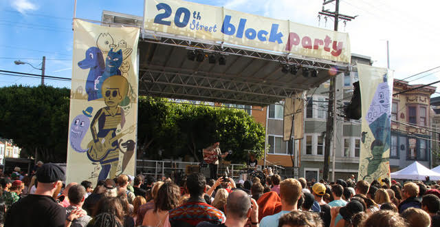 Noise Pop's 20th Street Block Party Lineup Announced (Neon Indian, Kilo Kish & More)