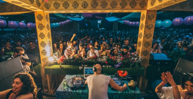 The Alchemy of Lee Burridge's 'All Day I Dream' Party, Burning Man Vibes and Golden Gate Park