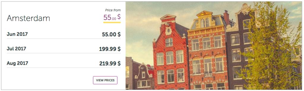 55 Flights From Sfo To Berlin London Amsterdam On Wow