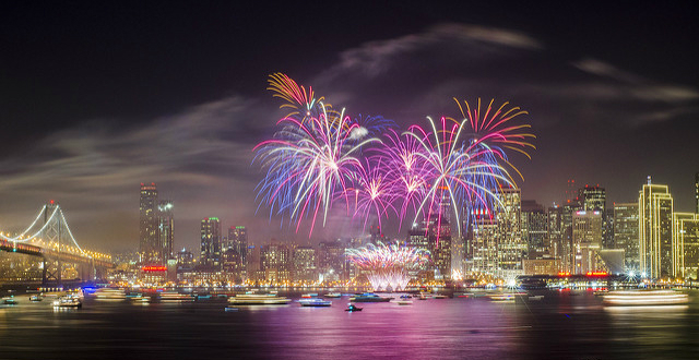 The Guide: Top Picks for Fourth of July Fireworks & Festivities Across the Bay Area