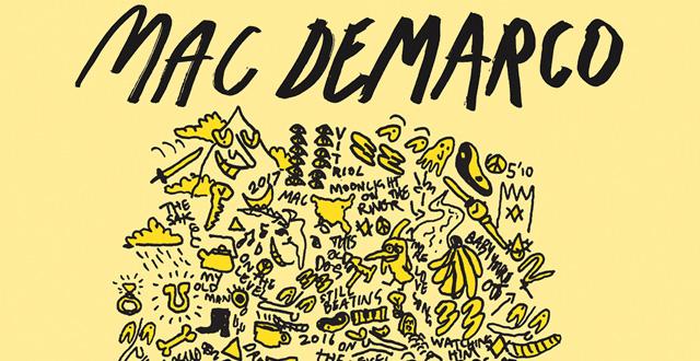 Win Tickets: Mac DeMarco at the Greek Theatre