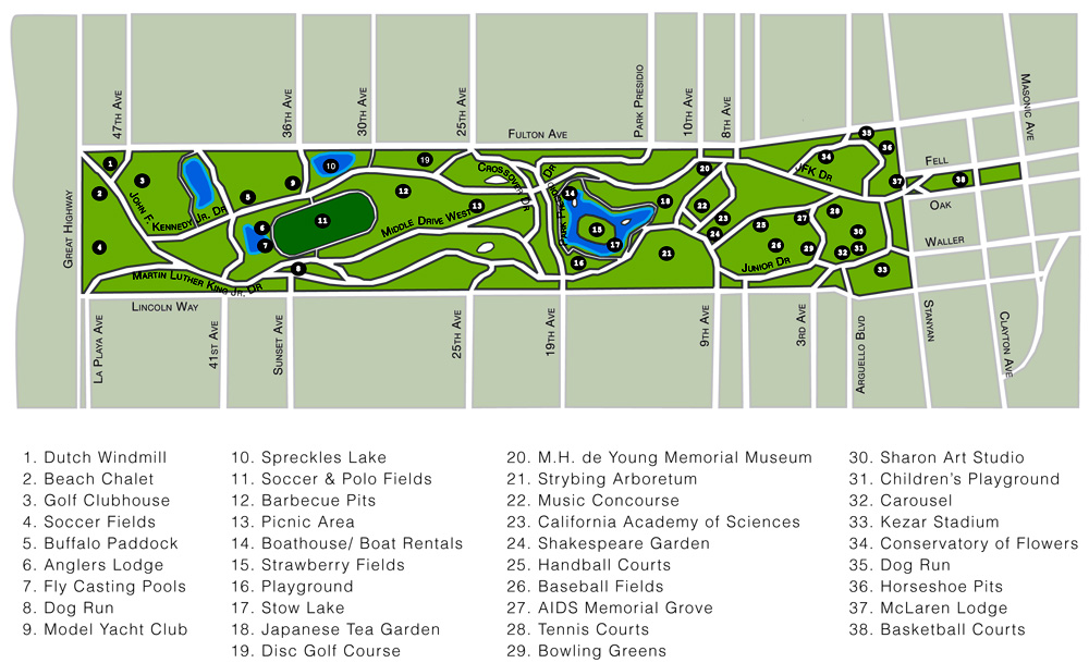 map_of_golden_gate_park