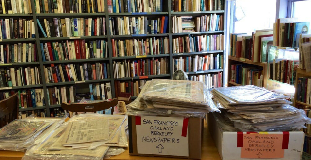 Inner Sunset's Great Overland Book Company Set to Close, Owner to Embark on New Chapter