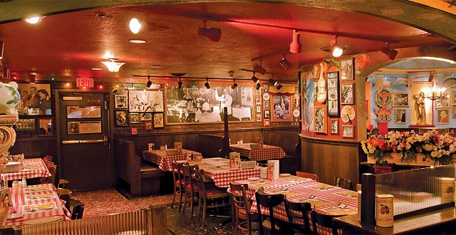 Family Style Establishment Buca Di Beppo Closes Its Soma