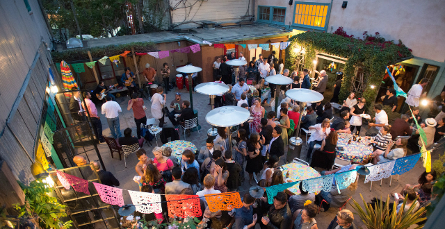 It's National Eat Outside Day! 5 Awesome East Bay Spots for the Occasion