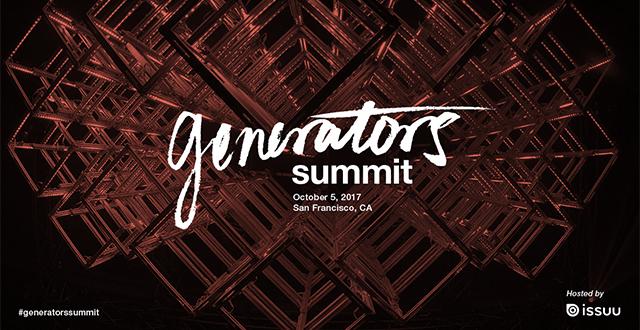Win Tickets to Generators Summit