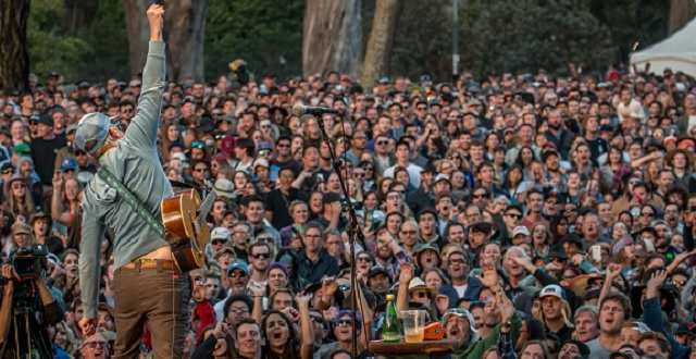 Hardly Strictly Bluegrass Announces Full 2017 Lineup