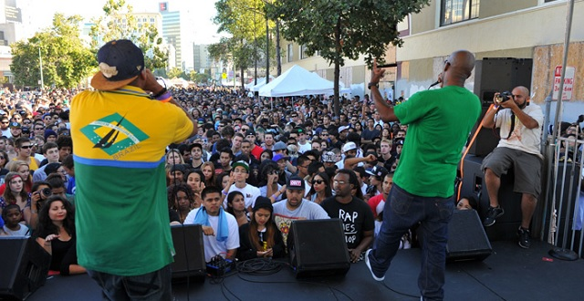 Oakland's Hiero Day 2017: An Audio/Visual Sampling
