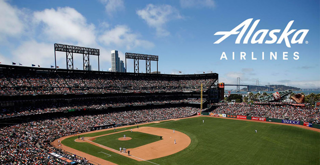 SF Giants 2-for-1 Flight Voucher Giveaway with Alaska Airlines at this Sunday's Game