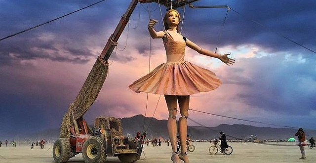 29 Awesome Burning Man Instagram Photos