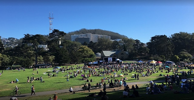 Location of Comedy Day in Golden Gate Park Renamed in Honor of Robin Williams