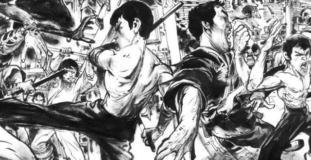 Sketchpad Gallery & the Bruce Lee Foundation Present an Art Show Inspired by the Iconic Martial Arts Master