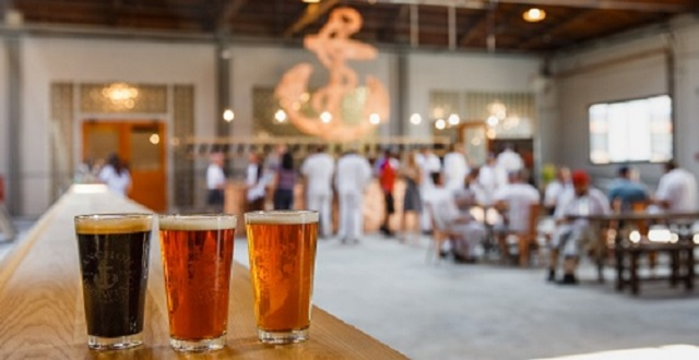Anchor Brewing Company's New Public Taproom in Potrero Grand Opening & Kick-Off Party