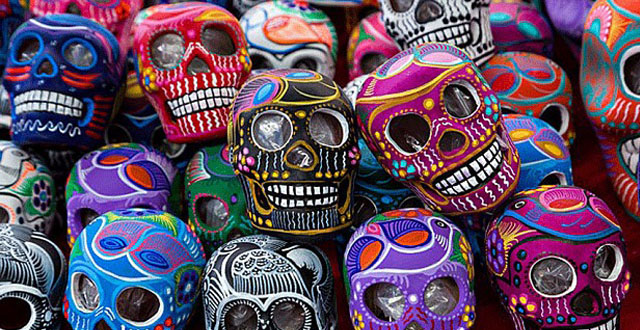 Dia de Los Muertos in the San Francisco Bay Area: 9 Cultural Celebrations around the Cycle of Life & Death