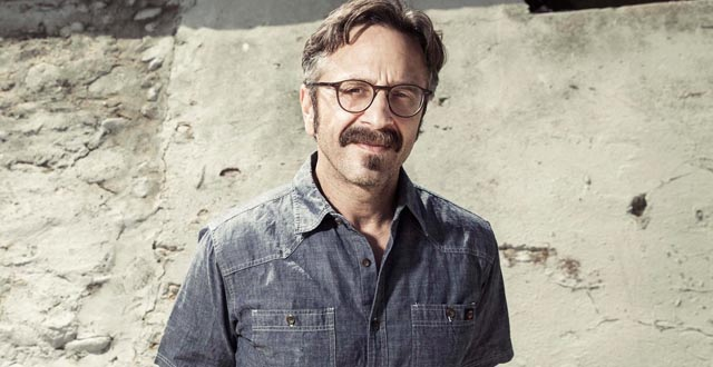 Marc Maron, Photo courtesy of Litquake