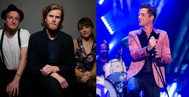 The Lineup! Live 105 Invites The Lumineers & The Killers to Headline Not So Silent Night