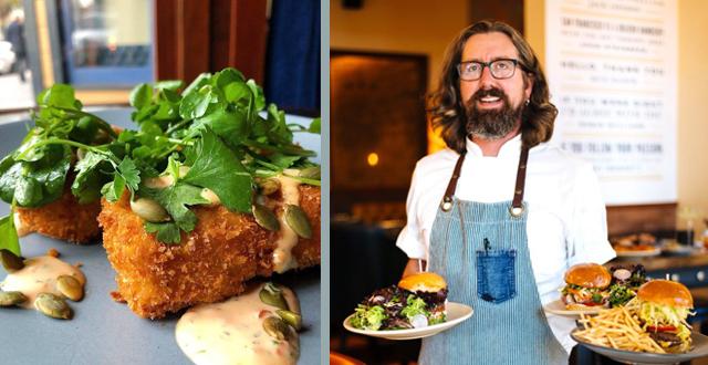 Local Chef Spotlight: Finn Town's Steve Dustin
