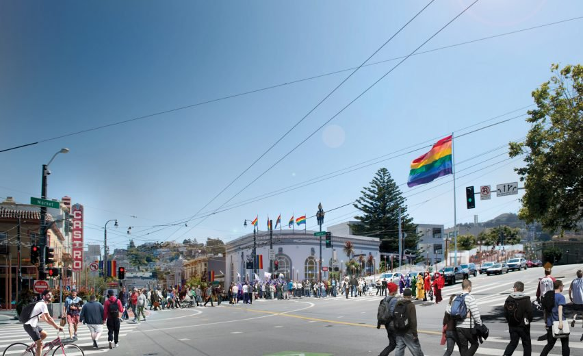 harvey-milk-plaza-redesign-perkins-eastman-the-castro-san-francisco-usa-memorial-images_dezeen_2364_col_6-852x520