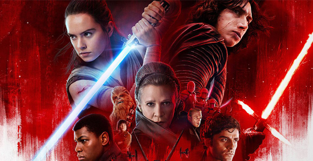 Win 'Star Wars: The Last Jedi' Opening Night Movie Tickets & Super7 Prize Pack
