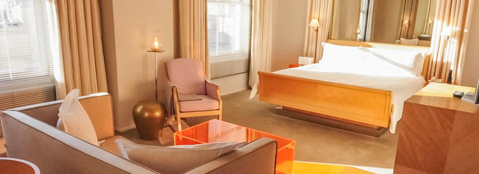 Win a Hotel Room at Clift San Francisco for New Years Eve