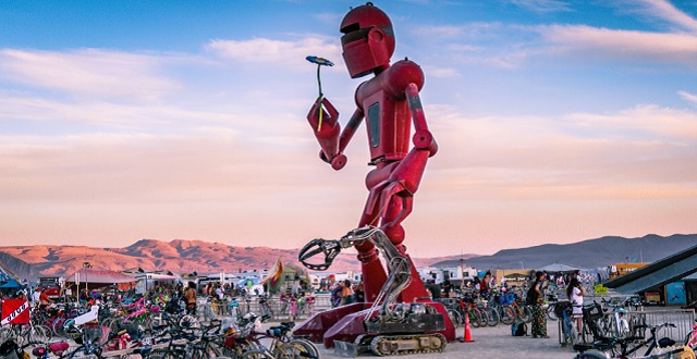 Burning Man Seeks to Expand Festival to 100,000 Attendees