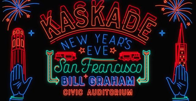 Win Tickets: Kaskade at Bill Graham Civic on Saturday December 30