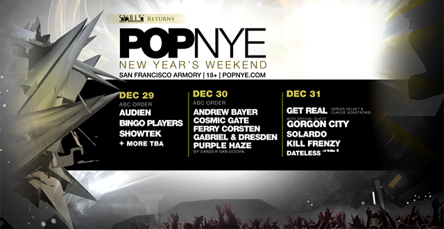POPNYE 2018 at The Armory