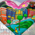 Heart Sculpture by Sirron Norris