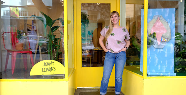 Grand Opening of Jenny Lemons New Retail Store & DIY Workshop Space