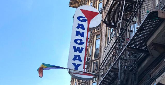 Goodbye to The Gangway: Landmark Gay Bar Closes its Doors