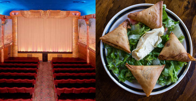 5 SF Bay Area Date Night Combos that Rekindle the Classic 'Dinner & a Movie' Concept