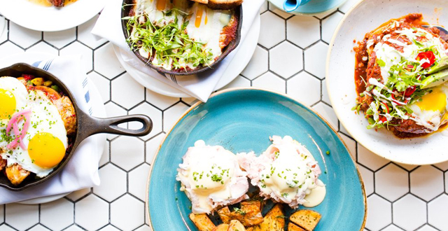 5 Gorgeous Ladies' Brunch Spots in San Francisco