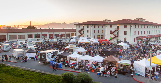 Off the Grid: Fort Mason Returns!