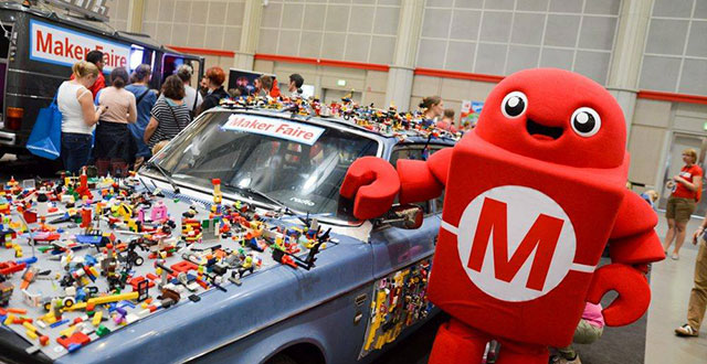 Maker Faire Bay Area 2018 Brings Together the Wide World of Tech, Art, and Imagination
