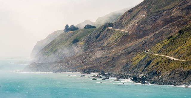 Highway 1 is Expected to Reopen its Full Big Sur Scenic Route in September