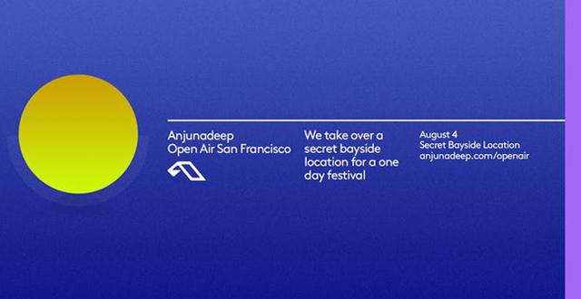UK Record Label Anjunadeep Has Electronic Music Fans in Anticipation Over Mystery SF Location & Lineup