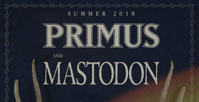 Win Tickets to Primus and Mastadon at the Greek Theatre on June 29