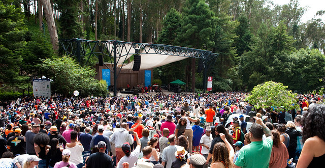 Stern Grove Festival Reveals Lineup of Free Summer Concerts in the Redwoods